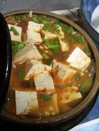 cheonggukjang leves