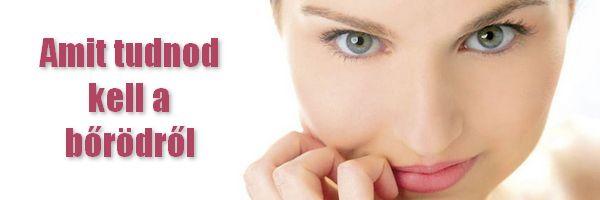 Amit tudnod kell a bőrödről