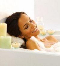 kellemes fürdő