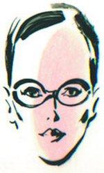 Szemüveg hosszúkás archoz